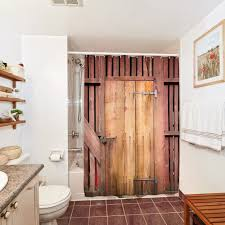 Barn Door On Bathroom by Compare Prices On Shower Curtain Barn Doors Online Shopping Buy