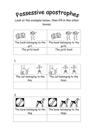 apostrophes to show posession by amysp teaching resources tes