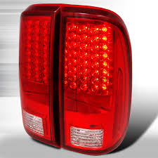 2008 ford f250 tail light bulb 2008 2010 ford f 250 350 450 super duty led tail lights red