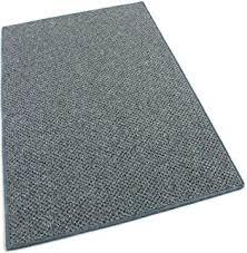amazon com outdoor carpet runner gray 4 u0027 x 10 u0027 many other