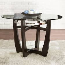 glass dining room u0026 kitchen tables shop the best deals for oct