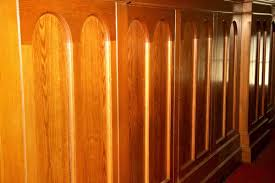 Six Panel Oak Interior Doors Paneling Outstanding Oak Paneling To Create An Original Look In