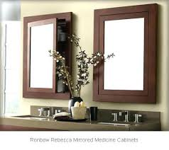 medicine cabinet mirror replacement bathroom cabinet mirror replacement michaelfine me