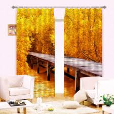 popular wall drapes buy cheap wall drapes lots from china wall lake scenery luxury window 3d curtains set for bed room living room office hotel home wall