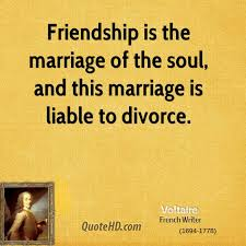 wedding quotes on friendship voltaire marriage quotes quotehd