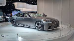 lexus of manhattan auto club 2017 detroit auto show u2013 a snoozer car and truck reviews