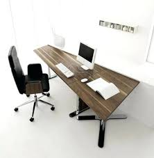 Modern Wood Office Desk Lovely Remarkable Contemporary Home Office Desk 37 Ideas For
