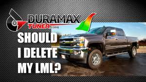 should i delete my duramax diesel lml youtube