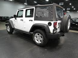 sport jeep wrangler 2011 used jeep wrangler unlimited 4wd 4dr sport at united auto