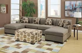 U Shaped Sectional Sofa Home Decor Alluring U Shaped Sectional Hd As Your U Shaped