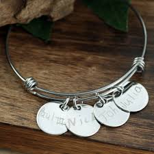 custom engraved bracelet actual handwriting bracelet handwritten bracelet personalized