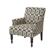Chas Armchair Pier One Accent Chairs Chas Coffee Brown Tapestry Armchair Pier 1