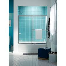 Home Depot Bathtub Doors Bathtub Shower Doors Frameless Shower Doors Matched With Tan Wall
