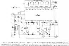 ac voltmeter connection diagram wiring diagram