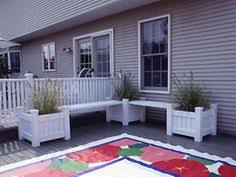 Make Your Own Outdoor Rug Painted Rug Made From Vinyl Flooring Instead Of Canvas Genius