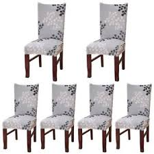 high back chair covers eleoption high back chair cover replacement for dining room