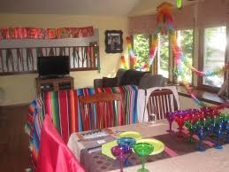 interior design cool mexican themed decorations home design
