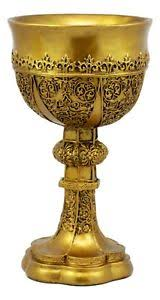 ceremonial chalice arthurian merlin s holy grail the golden cup of chalice