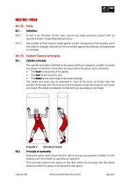 Bench Ruler Definition Fiba Official Basketball Rules 2014