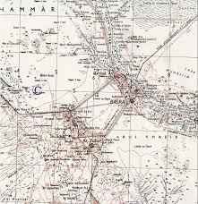 Iraq Province Map Map Of Basra Iraq Basra Province Iraq Travel Maps And Major