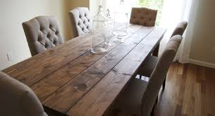 Dining Room Tables Made In Usa Dining Room Gorgeous Farmhouse Dining Table Canada Prodigious