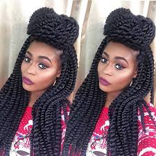 crochet twist hairstyle 41 chic crochet braid hairstyles for black hair page 7 foliver