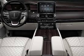 lincoln navigator interior 2016 luxury suvs 2018 lincoln navigator black label chalet lincoln com