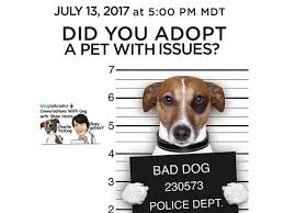 did you adopted a pet with issues 07 13 by suzy godsey