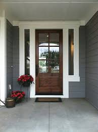 front door colors for gray house extraordinary front doors on gray houses photos ideas house