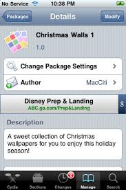 christmas apple iphone