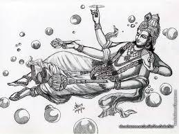 sri vishnu wallpaper lord vishnu sketch wallpaper hare krishna