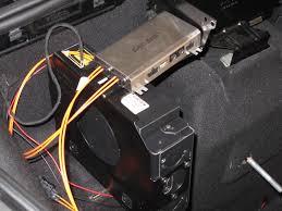 Porsche Cayenne Accessories - diy dension gateway most ipod with cdr 23 and cdc 4 on porsche