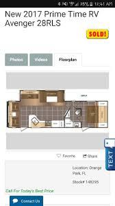 avenger rv floor plans pin by jennifer rowney on rv pinterest rv