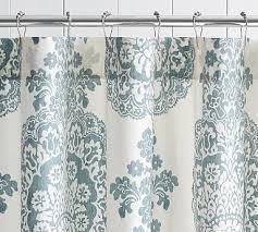 Pottery Barn Waffle Weave Shower Curtain 64 Best Bath U003e Shower Curtains Images On Pinterest Bath Shower