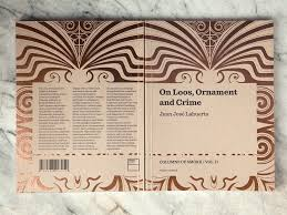 on loos ornament and crime columns of smoke vol ii juan josé