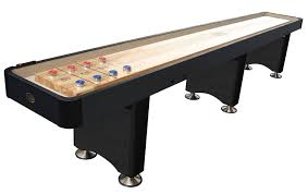 antique shuffleboard table for sale amazon com playcraft woodbridge shuffleboard table sports outdoors