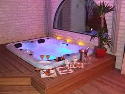 nuit d hotel avec dans la chambre villa des songes chambre avec spa privatif