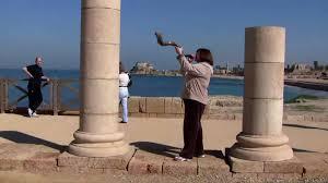 shofar from israel blowing shofar in israel part 1 of 2 f4v