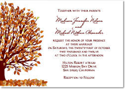 Wedding Invitations Templates 5 Best Images Of Fall Wedding Invitation Templates Microsoft