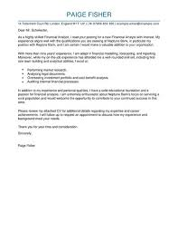 ideas collection cover letter for a legal advisor position on