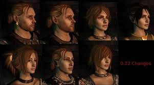 fable 3 hairstyles more hairstyles at dragon age mods and community