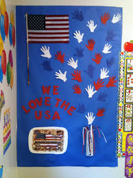 bulletin boards vpk preschool 4th of july patriotic my