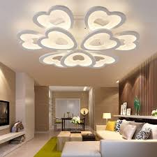 Bedroom Led Ceiling Lights Discount Modern Led Ceiling Lights For Living Room Bedroom Ceiling