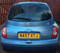 nissan micra for sale gumtree nissan micra 2007 immaculate condition low mileage reduced quick