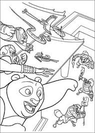 kung fu panda 2 coloring pages coloring book parties