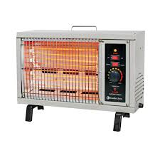 cz530 radiant electric wire element box heater white comfort zone