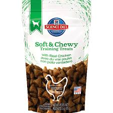 hill u0027s science diet soft u0026 chewy training treats with real