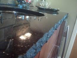granite countertop edge styles different granite countertop