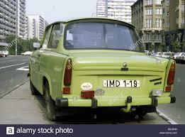 trabant transport transportation cars germany trabant trabant back