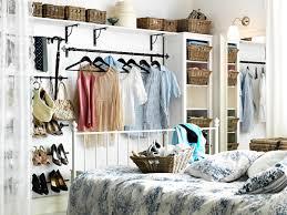 Clothing Storage Wardrobe Alternatives Furnish Burnish - Bedroom storage ideas for clothing